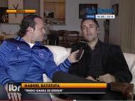 Batistuta entrevista