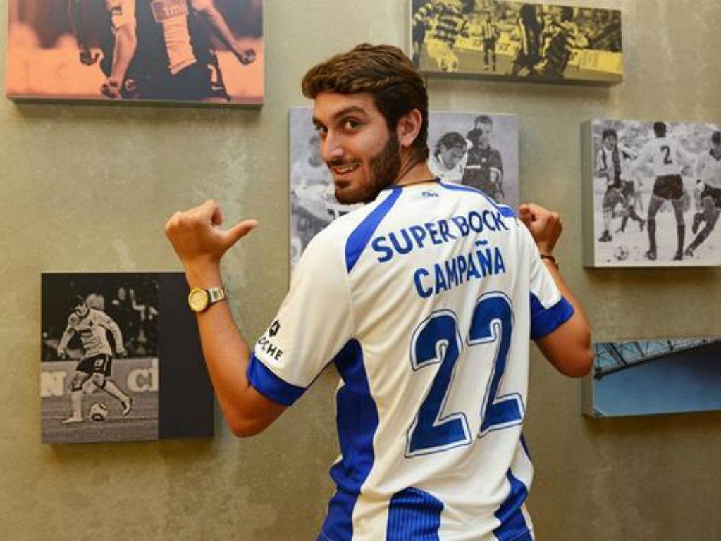 Campaña [Foto: FC Porto]