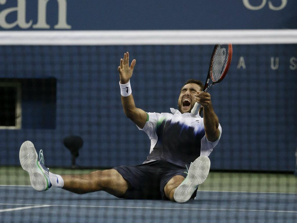 Final US Open: Cilic-Nishikori