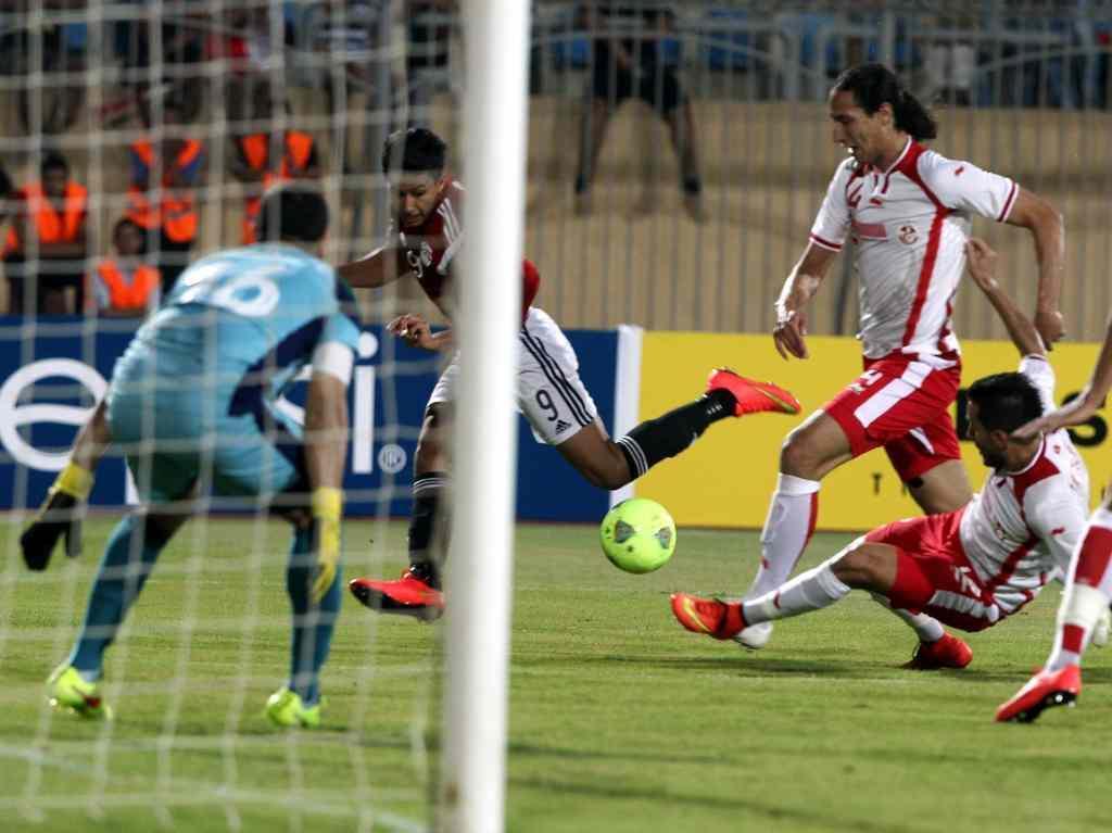 CAN 2015: Egito-Tunísia
