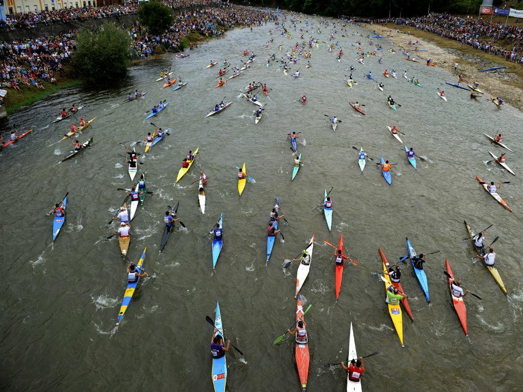 Canoagem (Reuters)