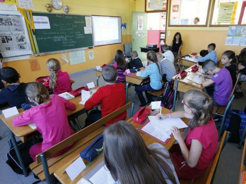 Escola [Foto: Lusa]