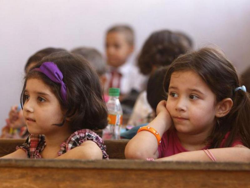 Escola Primária [Foto: Lusa]