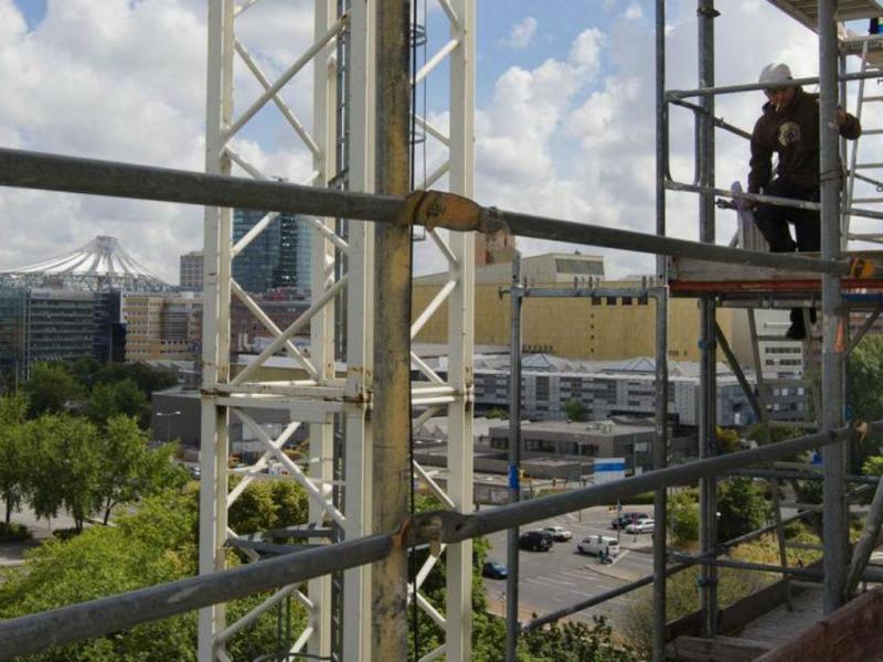Construção Civil [Foto: Reuters]