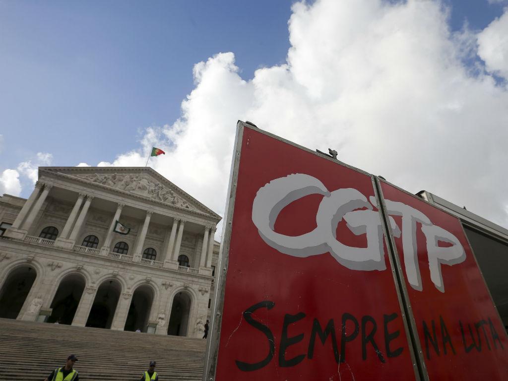 CGTP [Foto: Lusa]