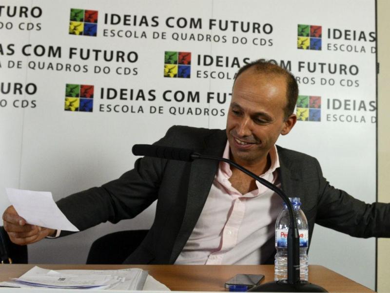 Pedro Mota Soares [Foto: Lusa]