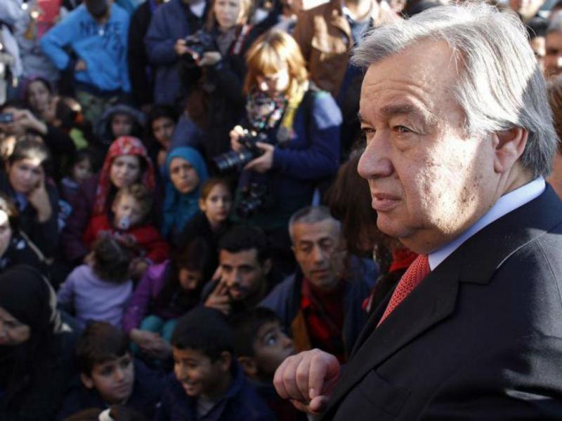António Guterres [Foto: Reuters]