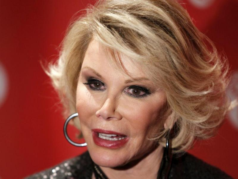 Joan Rivers (Reuters)