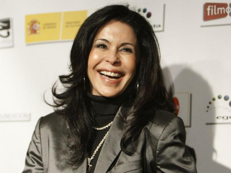 Maria Conchita Alonso (REUTERS)