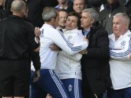 Rui Faria e José Mourinho (Reuters)