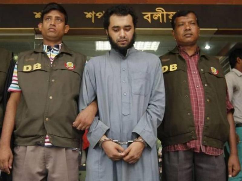 Samiun Rahman (Reprodução/Twitter/The Independent)