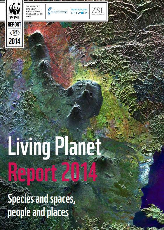 Relatório Planeta Vivo 2014
