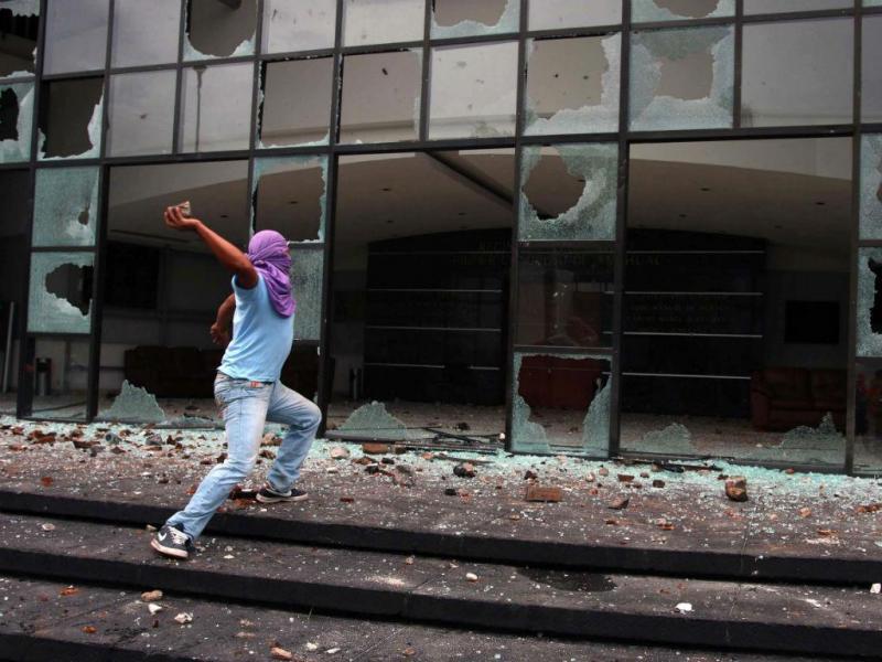 Violência no México (Lusa)