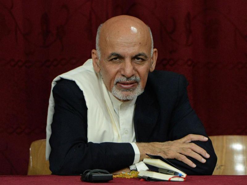 Ashraf Ghani, Presidente do Afeganistão (Reuters)