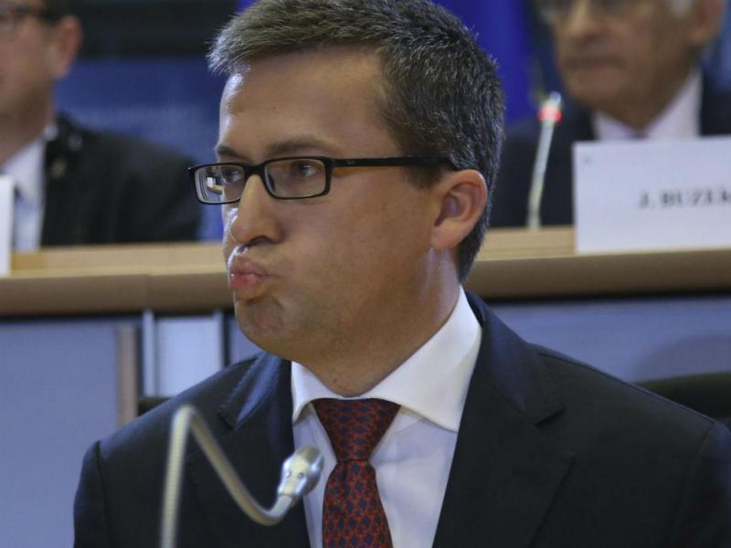 Carlos Moedas (EPA/LUSA)