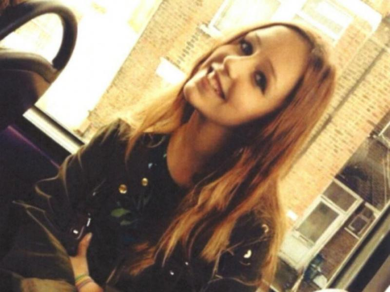Alice Gross, de 14 anos, desaparecida (Foto: Scotland Yard)