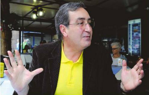 Paulo Martins - histórico líder da UDP na Madeira (Foto: esquerda.net)