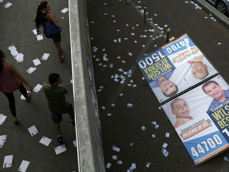Brasil a votos (Reuters)