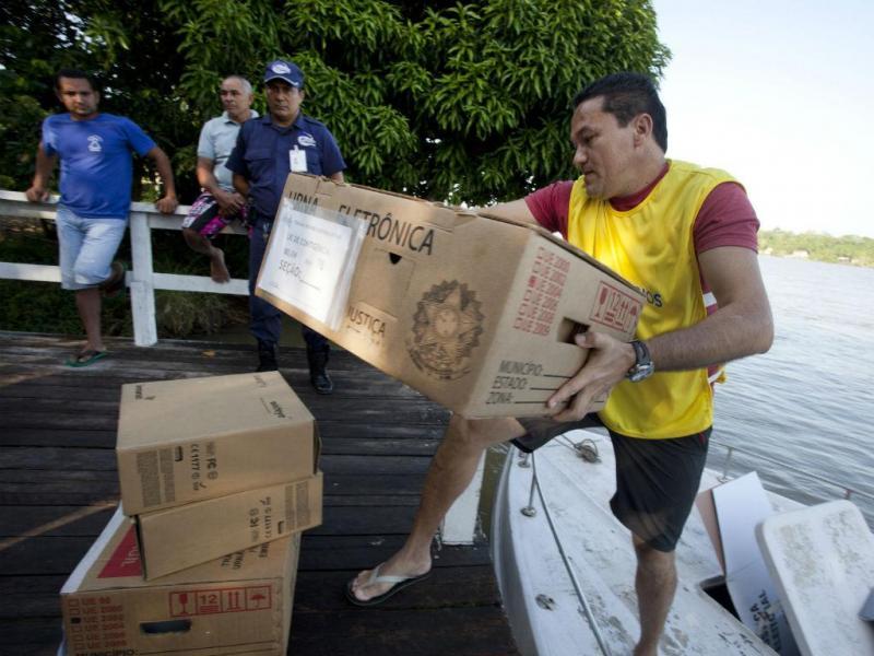 Eleições no Brasil (Reuters)