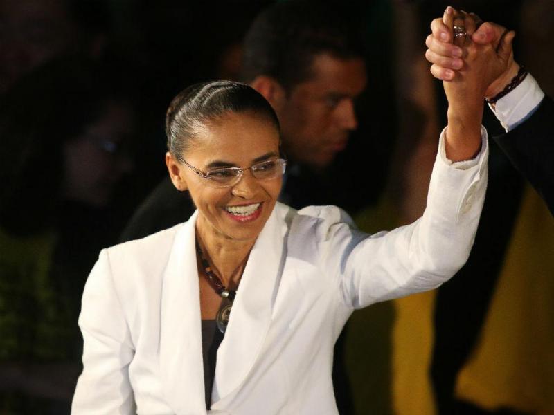 Marina Silva (REUTERS)
