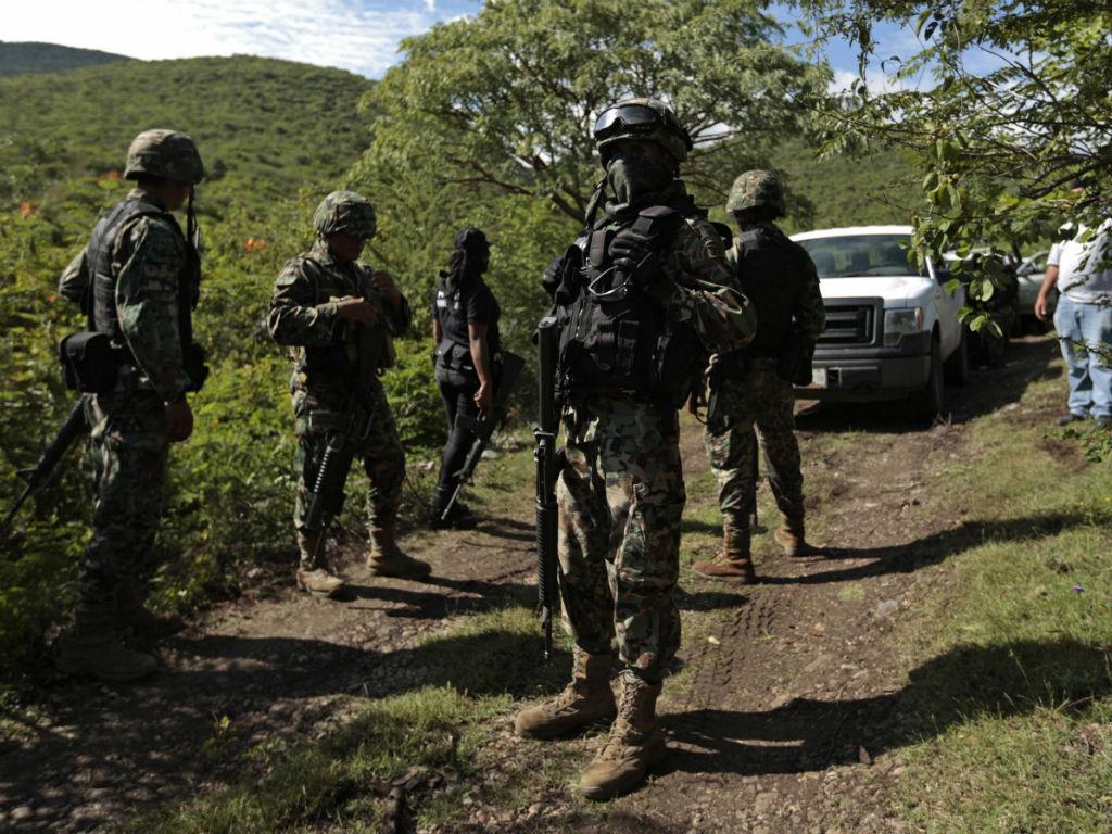 Vala comum descoberta no México (REUTERS)