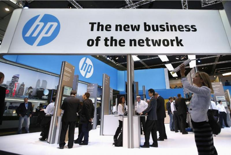Hewlett Packard - HP (Reuters)