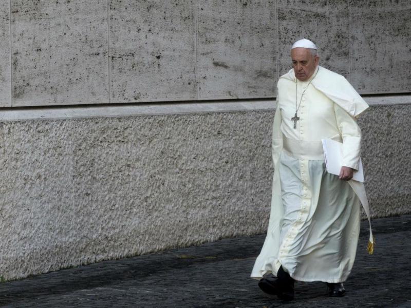 O Papa a caminho do sínodo para a família, que decorre entre 5 e 12 de outubro (LUSA/EPA)