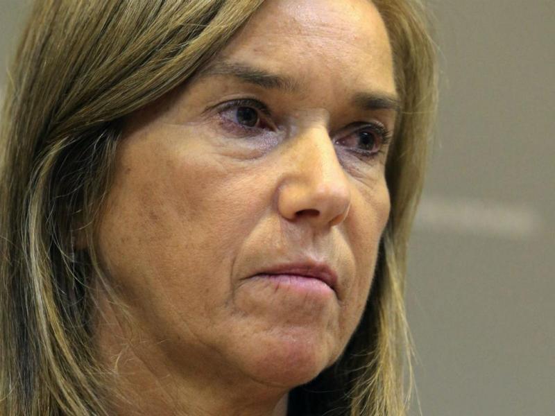 Ana Mato, ministra da Saúde espanhola (LUSA/EPA)