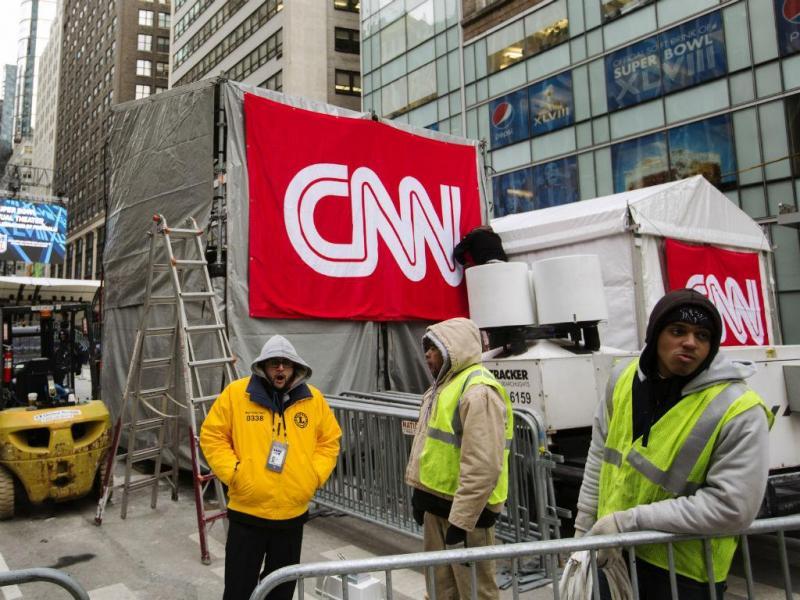 CNN (Reuters)