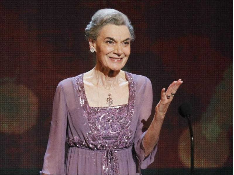 Marian Seldes [Reuters]