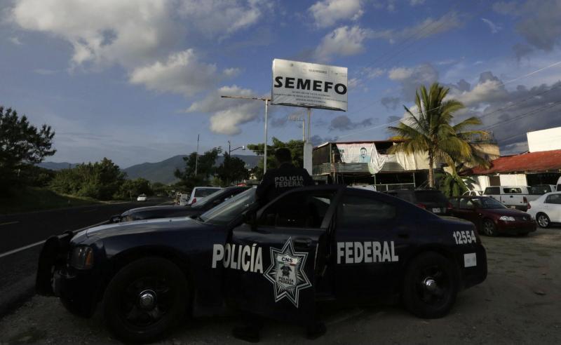 Polícia federal mexicana (REUTERS)