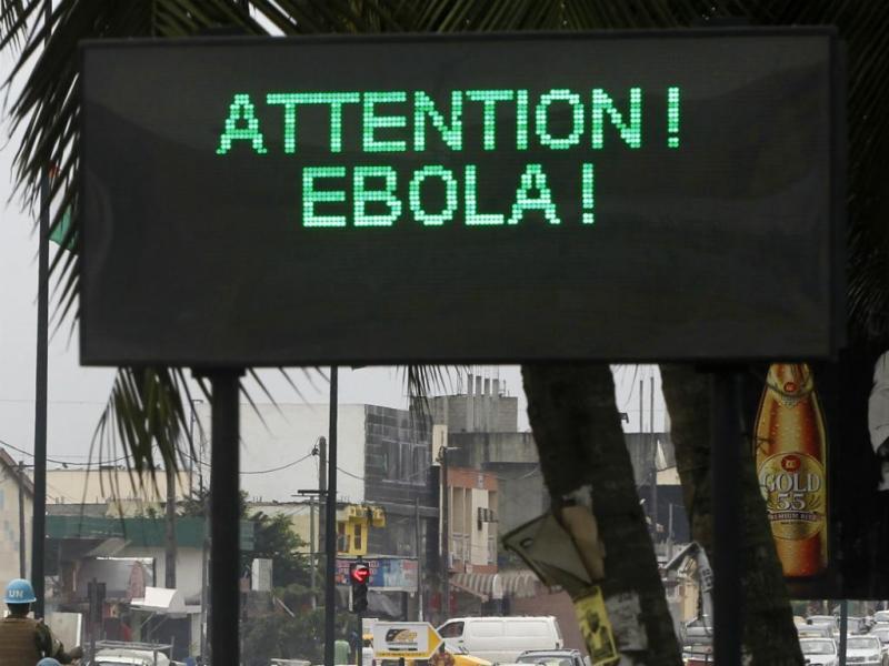 Ébola [Reuters]