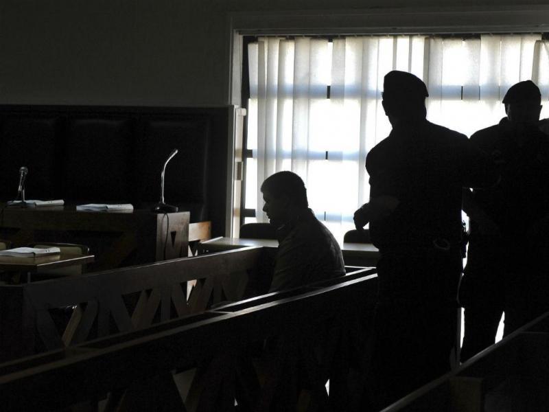 Julgamento dos suspeitos de terem ateado os fogos no Caramulo que mataram quatro bombeiros [Foto: Lusa]