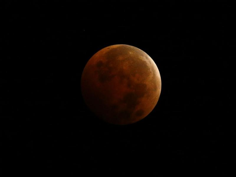 Lua Sangrenta [Foto: Reuters]