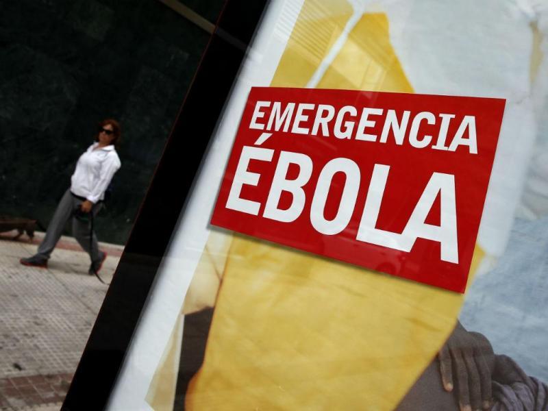 Ébola [Foto: Reuters]