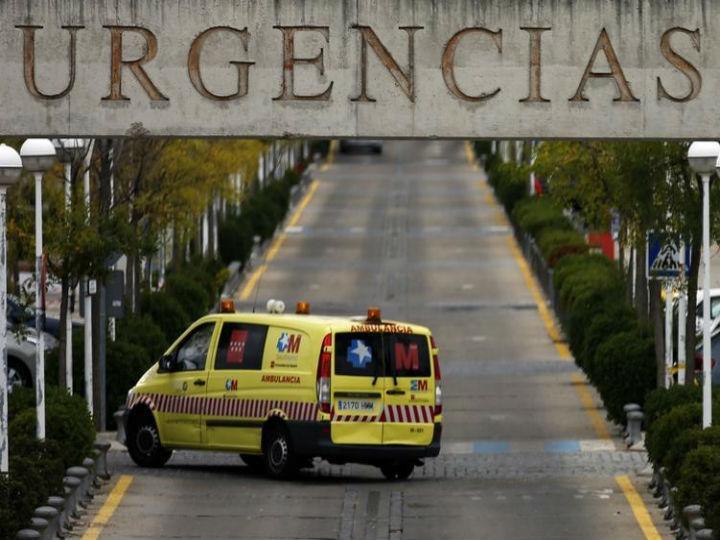 Ambulância que transportou enfermeira com Ébola não foi imediatamente desinfetada (Reuters)