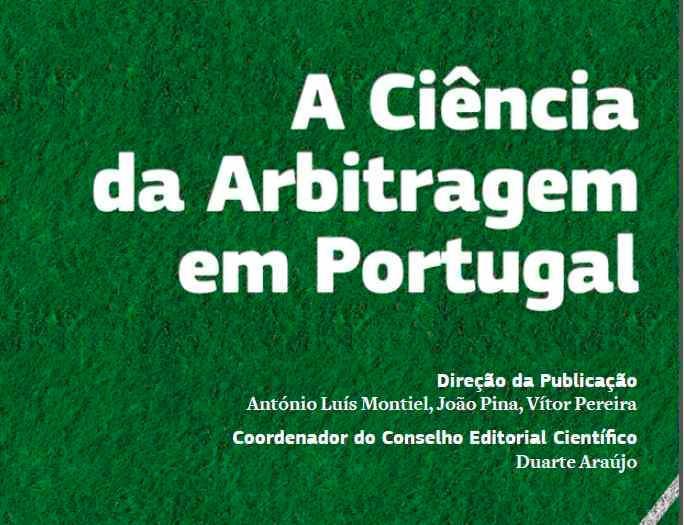 A ciência da arbitragem em Portugal