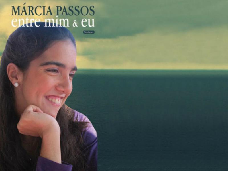 Livro «Márcia Passos, entre mim & eu» (Reprodução / ipvc.pt)