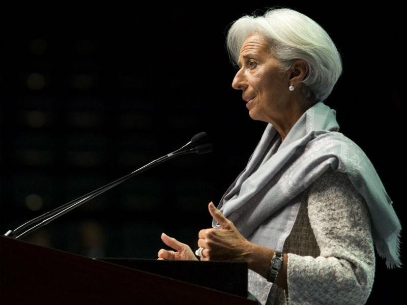 Christine Lagarde (LUSA/EPA)