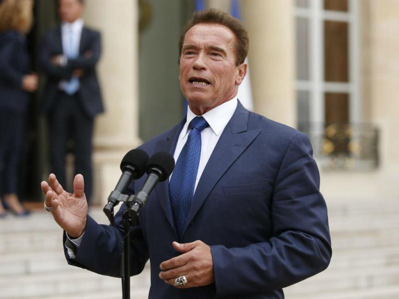 Arnold Schwarzenegger (LUSA/EPA)