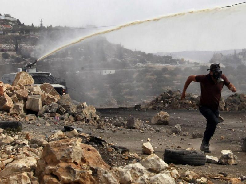 Palestina (LUSA/EPA)