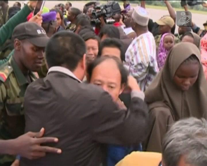 Libertados 27 reféns do grupo Boko Haram