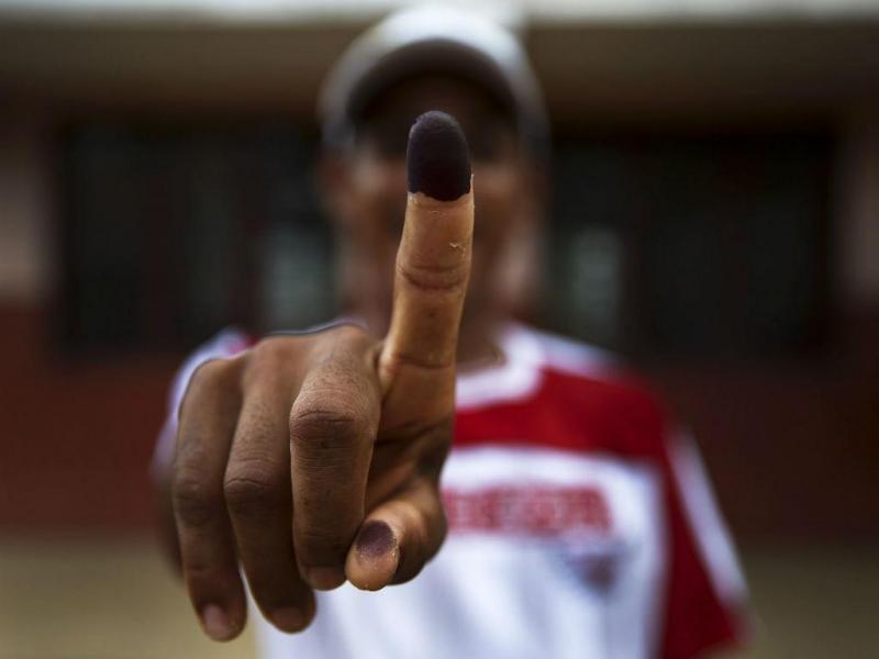 Eleições em São Tomé (LUSA)