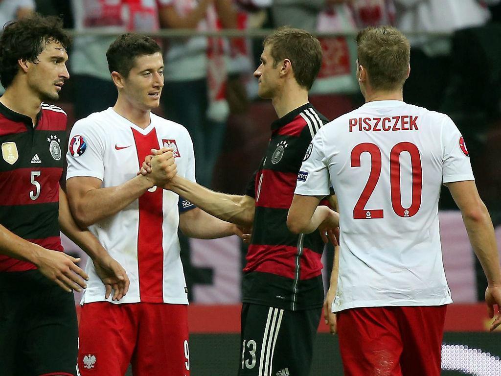 Polónia-Alemanha (Reuters)