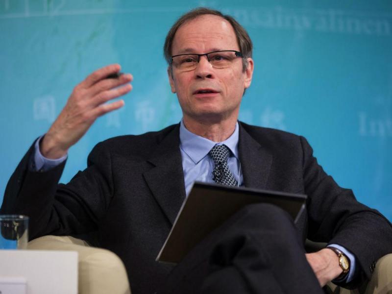 Jean Tirole, Nobel da Economia 2014 [Foto: Lusa]