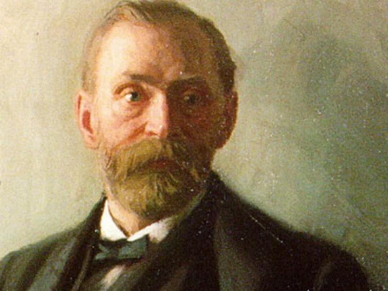 Alfred Nobel [Foto: site oficial Prémios Nobel]