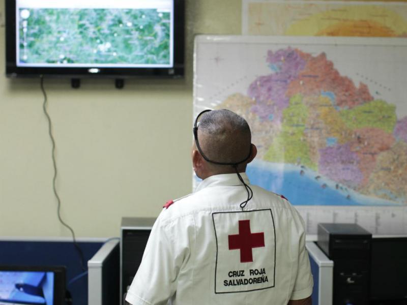 Sismo em El Salvador [Reuters]