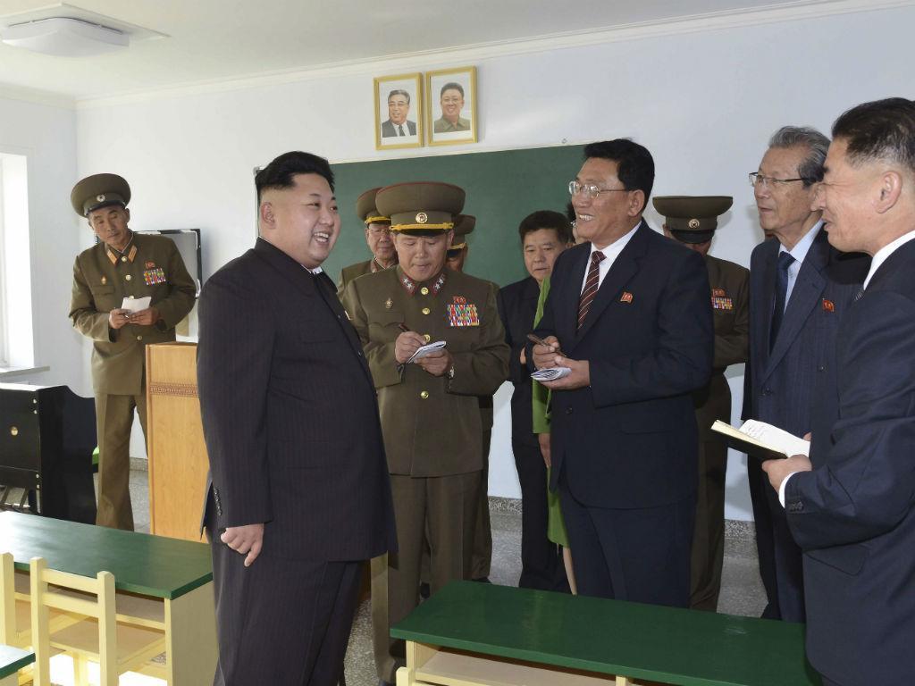 Kim Jong-un (REUTERS)