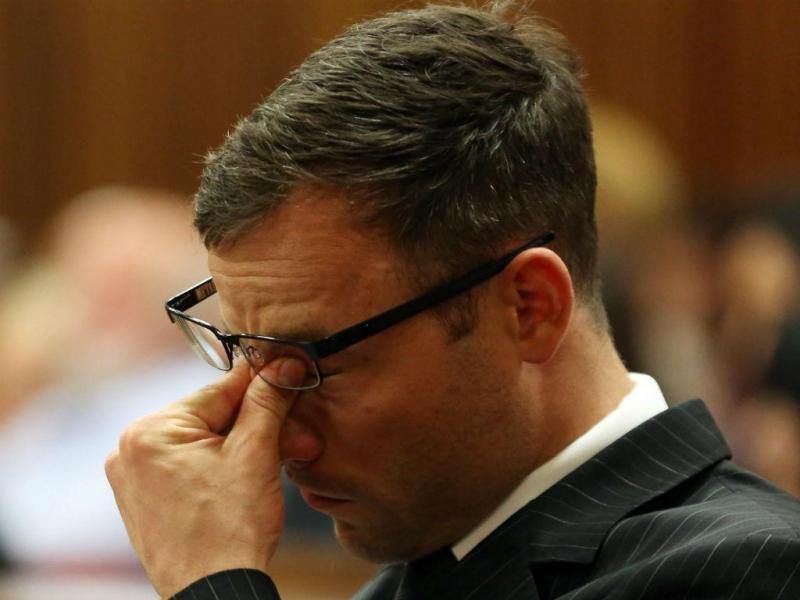 Oscar Pistorius (REUTERS)