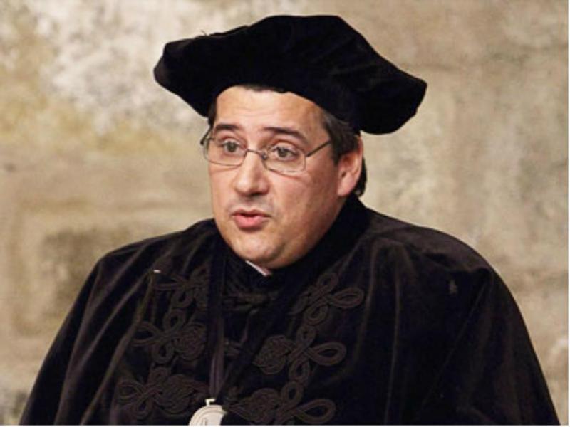 António Cunha, reitor da Universidade do Minho [UMinho]